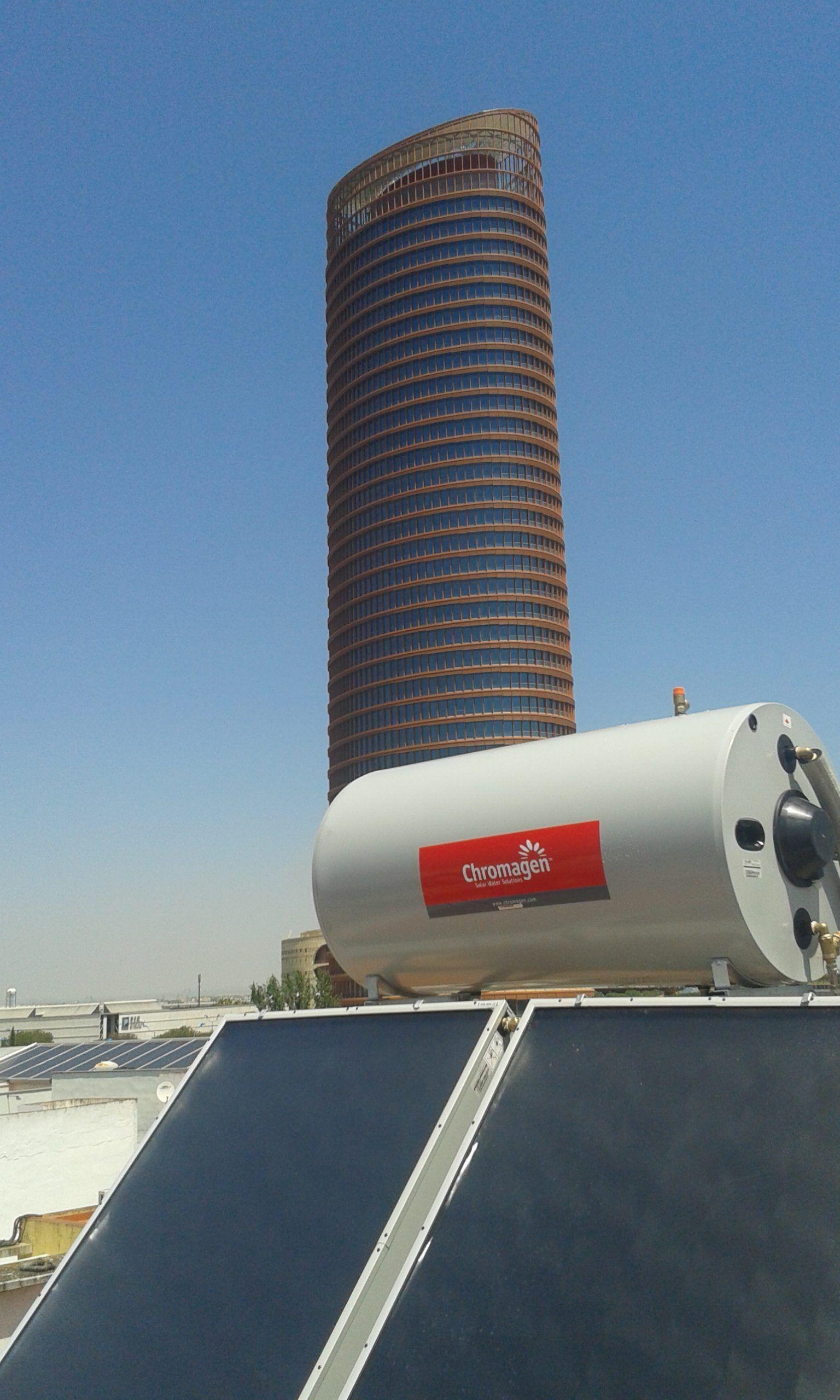 Reparación de placas solares sevilla